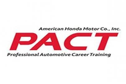 manufacturer automotive certifications PACT Honda