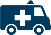 emergency medical services (ems) program icon