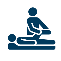 physical therapy program icon