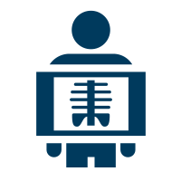 radiography x-ray technician program icon