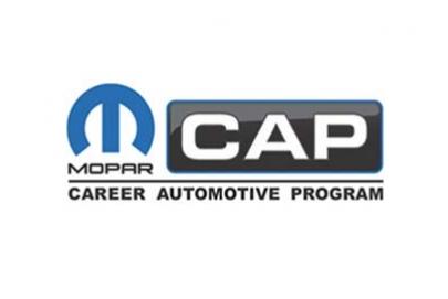 automotive certifications, MOPAR CAP