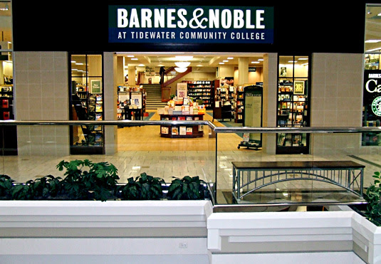 Barnes & Noble Bookstore Macarthur Center Norfolk