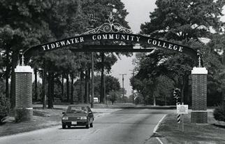 TCC Campus 1960s