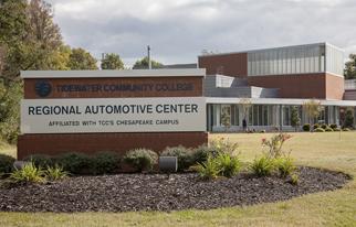 TCC's Regional Automotive Center opens in 2008