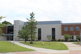 TCC Science Building