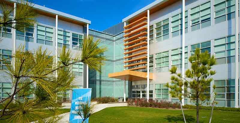 TCC Regional Health Professions Center
