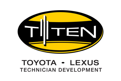 Toyota T TTEN Logo
